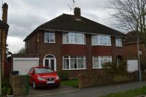 3 bedroom semi detached house in Marlborough Road...