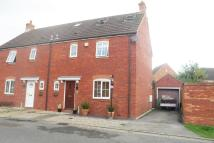 4 bedroom semi detached property in PEACH CLOSE, Tewkesbury...