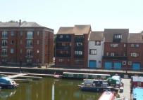 Flat in Quayside, Bridgwater
