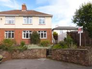 semi detached home in Wembdon Rise, Bridgwater
