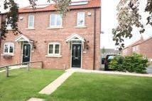 3 bed semi detached property to rent in Mill Lane York...