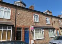 1 bed Terraced house in Westwood Terrace York...