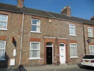 Terraced property to rent in Wolsley Street York...