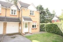 3 bed semi detached house in Beaufort Close York...