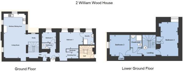2 William Wood House