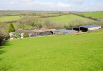 Tregony Farm House for sale