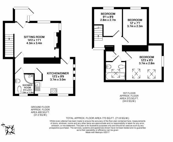 Rill Cottage - Floorplan.JPG