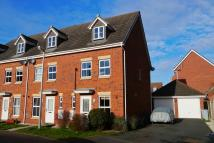 3 bed Town House to rent in Sherratt Close, Stapeley...