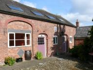 1 bedroom Barn Conversion to rent in Hanmer, Whitchurch...