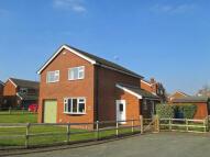 4 bedroom Detached house in Wrenbury, Nantwich...