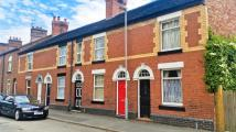 Terraced property in Station View, Nantwich...
