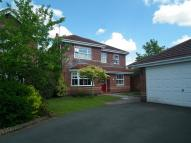 4 bedroom Detached house in Potter Close, Willaston...