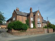 Flat in Welsh Row, Nantwich...