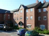 Flat in Newhaven Court, Nantwich...