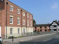 Flat to rent in Welsh Row, Nantwich...