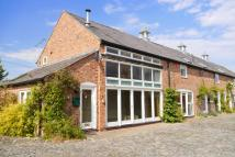 3 bedroom Barn Conversion to rent in Marsh Lane, Nantwich...