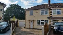 Tabley Road semi detached property to rent