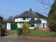 semi detached house to rent in Ray Avenue, Nantwich...