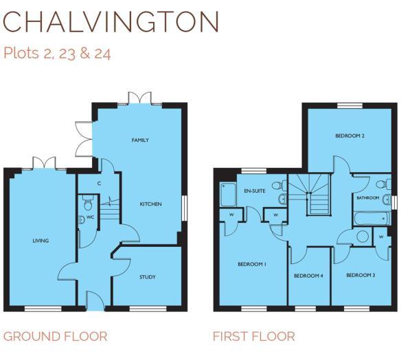 Chalvington Floor Pl