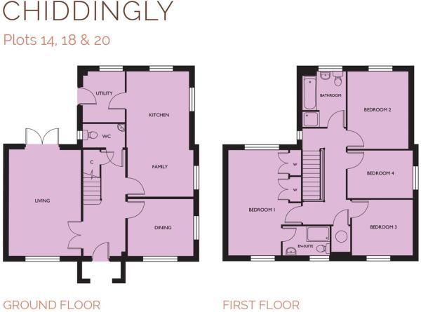 Chiddingly Floor Pla