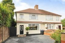 4 bed semi detached house for sale in Addlestone, Surrey