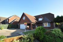 Detached home in Barchester Drive...
