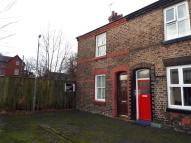 Terraced home in Gordon Place, Liverpool...