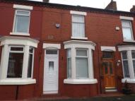 Terraced property in Bellmore Street...
