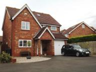 Detached property in Smithy Drive, Kingsnorth...