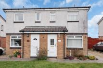 semi detached home for sale in Pentland Drive...