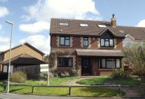 Detached property for sale in Hatch Warren...