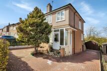 3 bedroom semi detached house for sale in Oak Avenue, Bearsden...