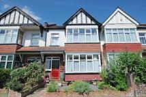 4 bed Terraced house for sale in Cromwell Road, Beckenham