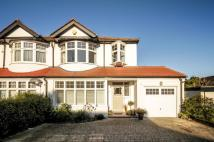 semi detached home for sale in Altyre Close, Beckenham