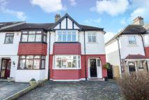 3 bed End of Terrace property for sale in Eden Park Avenue...