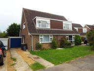 semi detached house in Grenidge Way, Oakley...