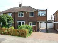 4 bedroom semi detached home for sale in Long Lane, Attenborough...