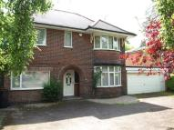 Detached house in Bye Pass Road, Beeston...