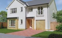 5 bed new home in Kirkintilloch Road...