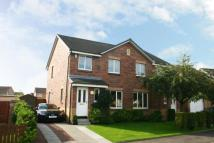 3 bed semi detached home in Belhaven Park, Muirhead...