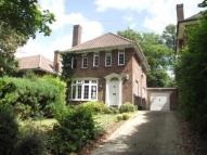 Detached home in Chalk Hill, West End...