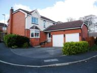 Detached house in Kendall Close, Blackburn...