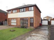 semi detached home in Gordale Close, Blackpool...