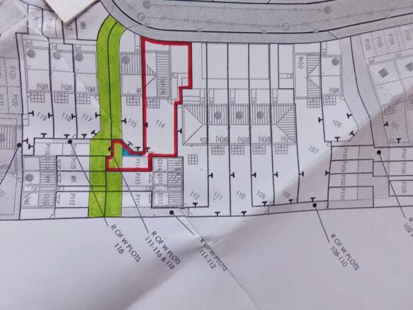 Plan of Plot