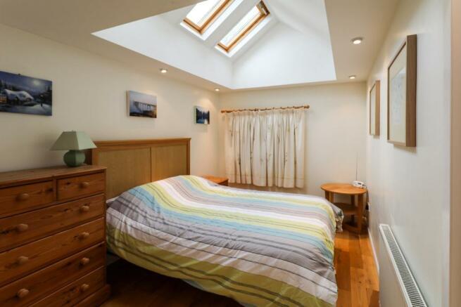 Down stairs bedroom