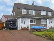 semi detached home for sale in Clochoderick Avenue...