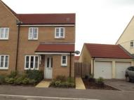 3 bed semi detached property in Limousin Way, Bridgwater...