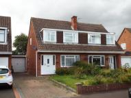 Tetton Close semi detached house for sale