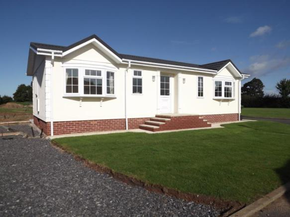 2 Bedroom Mobile Home For Sale In Chilton Park Bridgwater Somerset Ta6