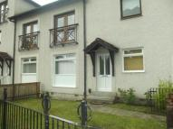 Flat in Ardmaleish Crescent...